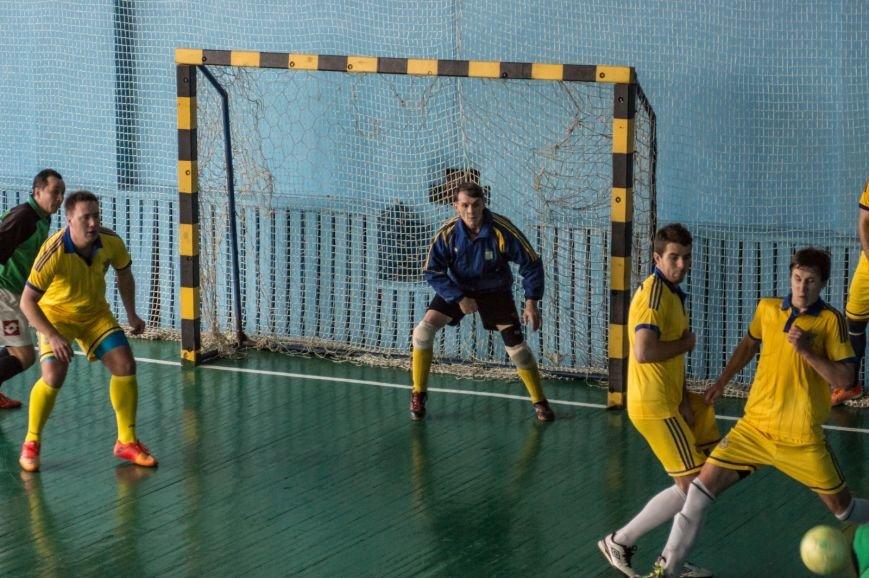 В Кривом Роге определили победителя по мини-футболу среди горняков (ФОТО), фото-6