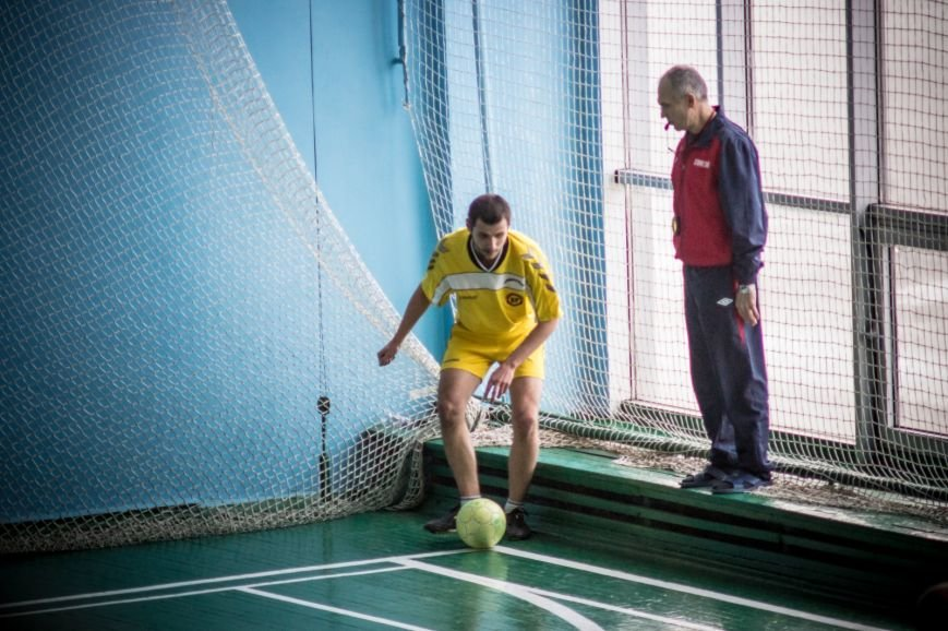В Кривом Роге определили победителя по мини-футболу среди горняков (ФОТО), фото-1