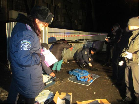 Подозреваемых в убийстве и расчленении трупа в Николаеве задержали (ФОТО, 18+) (фото) - фото 2