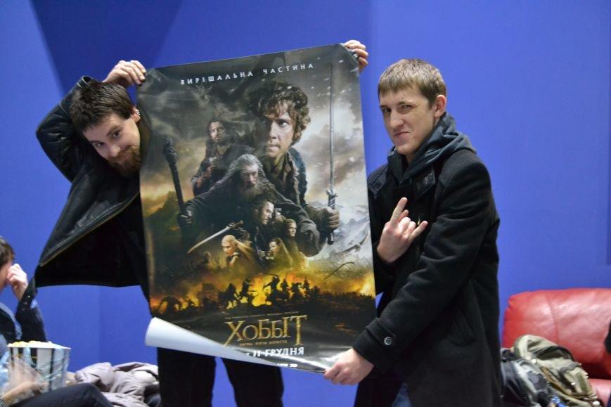 Кинокомплекс «Savona» подарил зрителям долгожданную премьеру «Хоббит: Битва пяти воинств» 3D 48HFR, фото-1