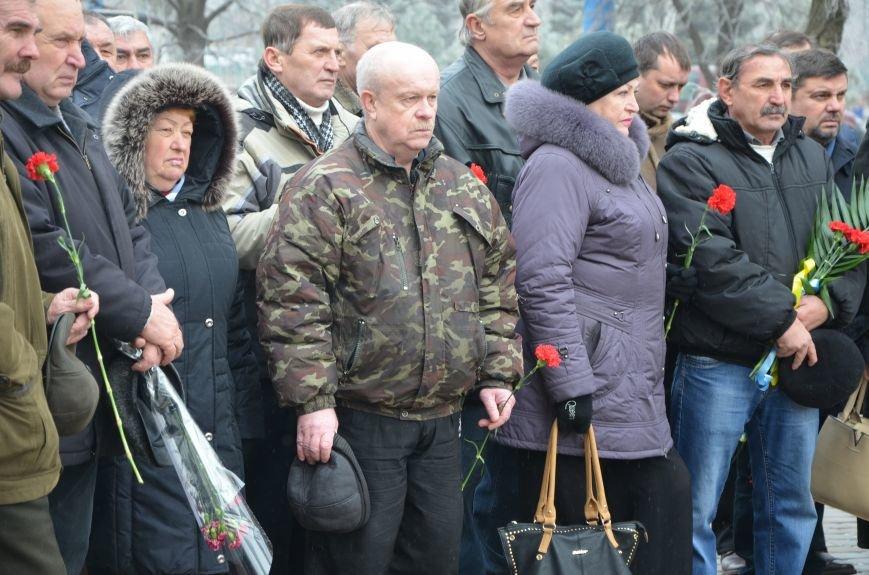 В Мариуполе скромно чествовали ликвидаторов аварии на ЧАЭС (ФОТОРЕПОРТАЖ), фото-8