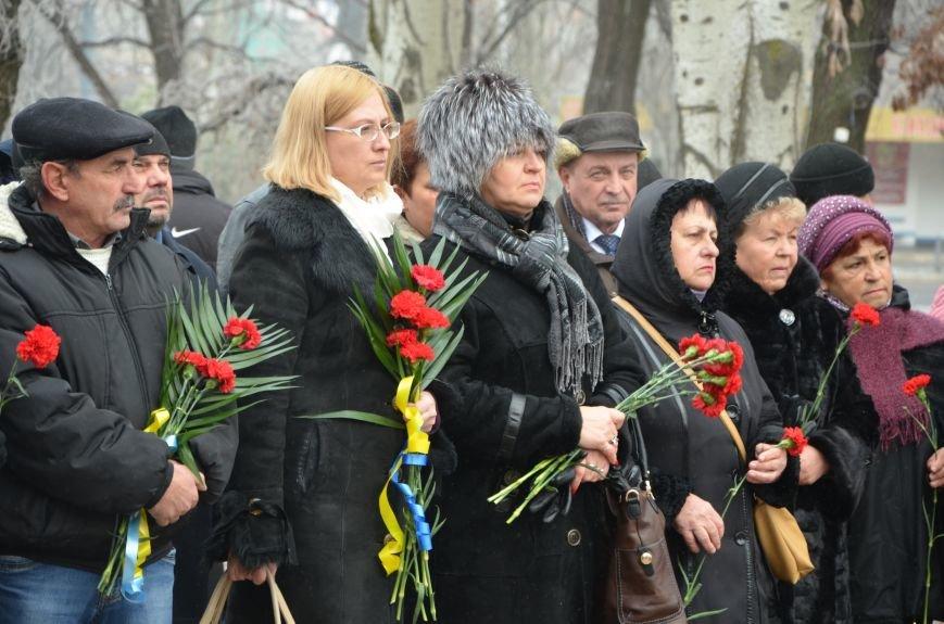 В Мариуполе скромно чествовали ликвидаторов аварии на ЧАЭС (ФОТОРЕПОРТАЖ), фото-2