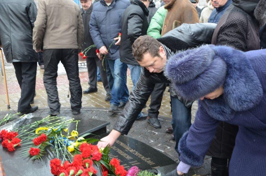 В Мариуполе скромно чествовали ликвидаторов аварии на ЧАЭС (ФОТОРЕПОРТАЖ), фото-11