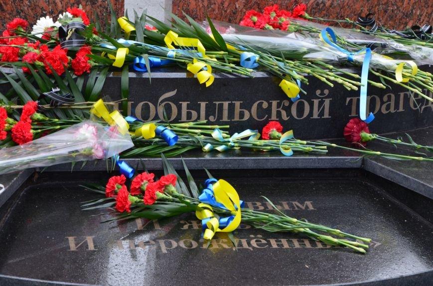 В Мариуполе скромно чествовали ликвидаторов аварии на ЧАЭС (ФОТОРЕПОРТАЖ), фото-12