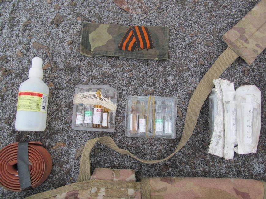 В Донецкой области силы АТО ликвидировали снайперскую пару «ДНР»  (ФОТО), фото-1