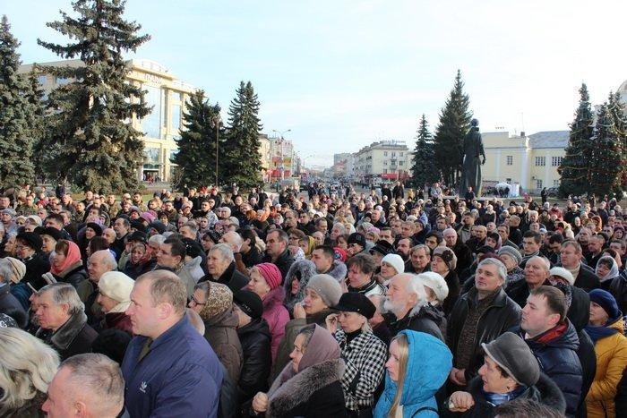 В Луцке простились с бойцом «Азова», погибшим под Мариуполем (ФОТО), фото-14