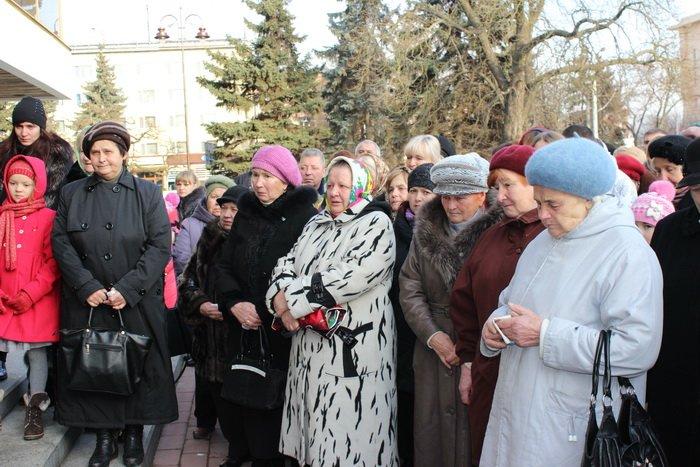 В Луцке простились с бойцом «Азова», погибшим под Мариуполем (ФОТО), фото-9