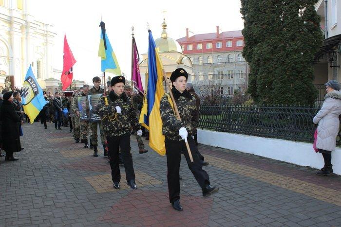 В Луцке простились с бойцом «Азова», погибшим под Мариуполем (ФОТО), фото-3