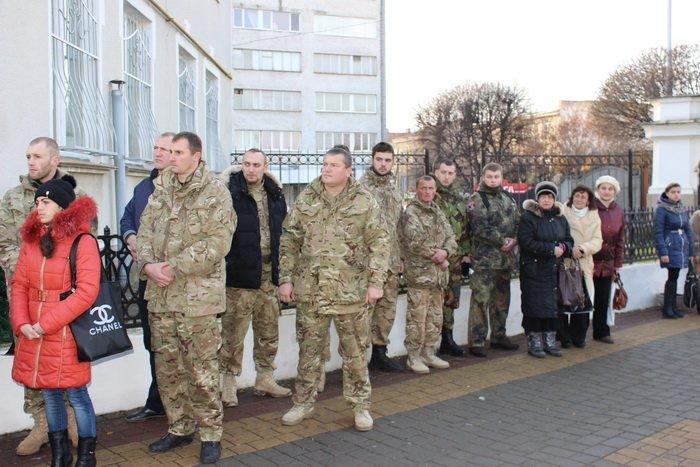 В Луцке простились с бойцом «Азова», погибшим под Мариуполем (ФОТО), фото-2