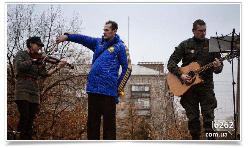 Вече Славянска: народный депутат Ю. Солод попал в список прогульщиков. (фото) - фото 2