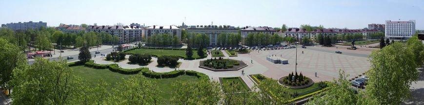 Площадь_Ленина,_Бобруйск