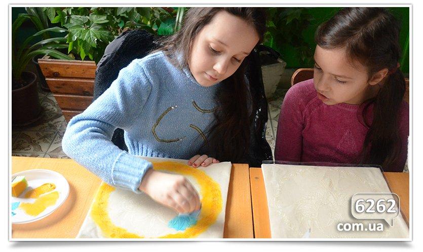 Праздник искусства в Славянской школе искусств. Art-мобилизация. (фото) - фото 5