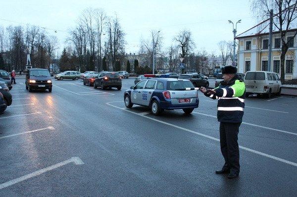 Водители пропустивших пешеходов получили подарки от ГАИ Гродно (Фото), фото-7