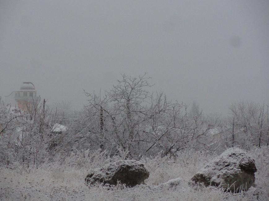 В Мариуполе снова объявлено штормовое предупреждение (ФОТО) (фото) - фото 1