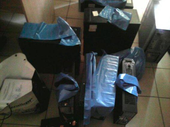 В Николаеве милиция «накрыла» зал игровых автоматов (ФОТО+ВИДЕО) (фото) - фото 3