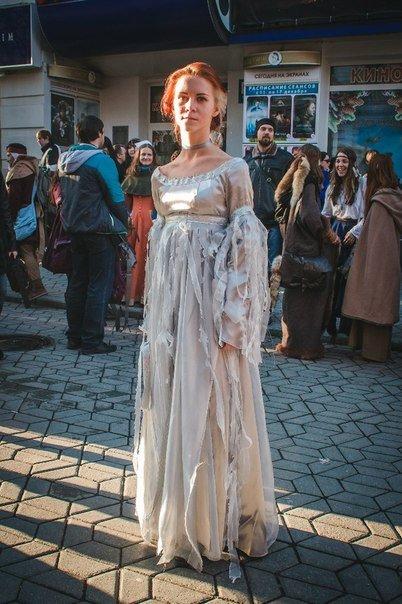ФОТОРЕПОРТАЖ: В Симферополе на премьеру «Хоббита» собрались эльфы, гномы и волшебники (фото) - фото 4