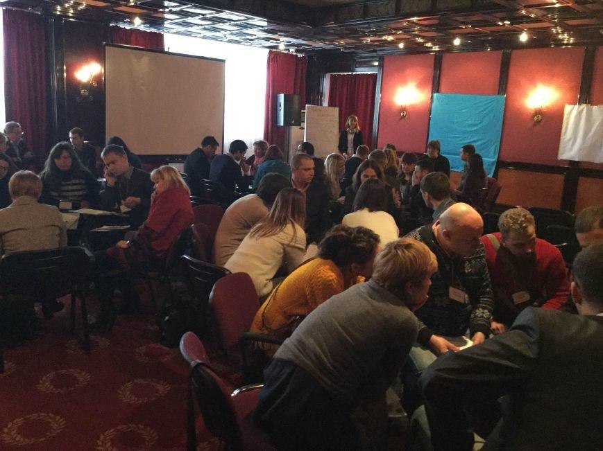 В Киеве прошел 2-й Всеукраинский Форум переселенцев, фото-12