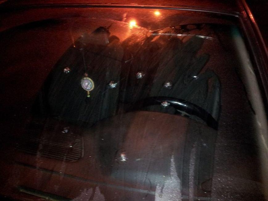 В Одессе обстреляли автобус спецбатальона (ФОТО) (фото) - фото 1