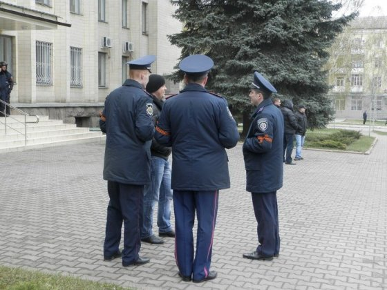 Краматорские правоохранители судятся с МВД (ВИДЕО) (фото) - фото 1