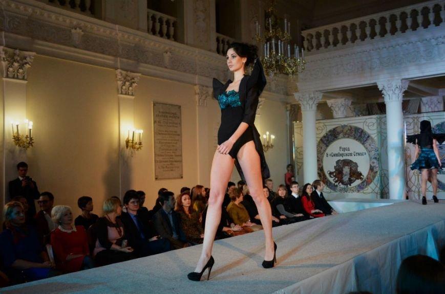 Красота по-ульяновски: состоялся фестиваль моды [фото] (фото) - фото 11