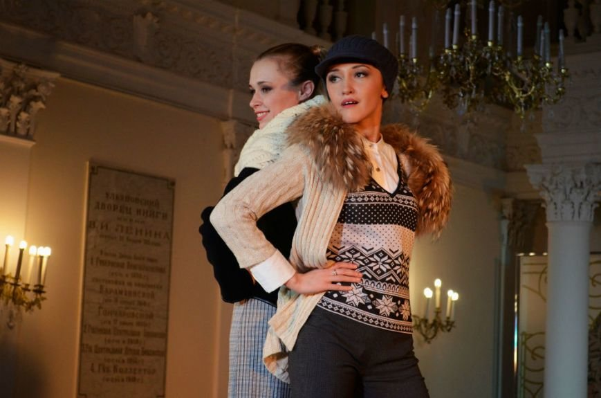 Красота по-ульяновски: состоялся фестиваль моды [фото] (фото) - фото 7