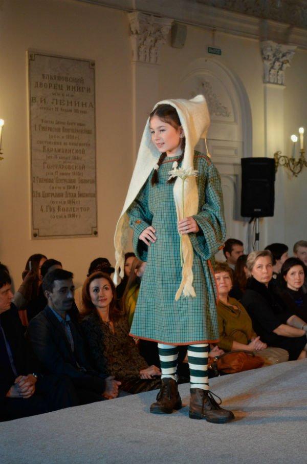 Красота по-ульяновски: состоялся фестиваль моды [фото] (фото) - фото 4