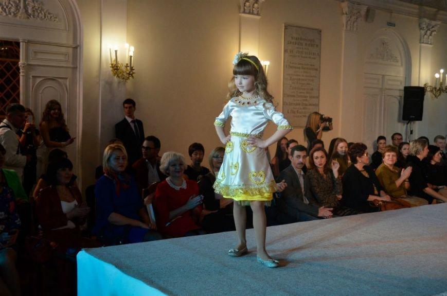 Красота по-ульяновски: состоялся фестиваль моды [фото] (фото) - фото 5