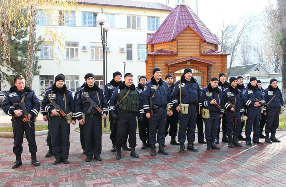 В Одессу из АТО вернулись милиционеры-транспортники (ФОТО) (фото) - фото 2
