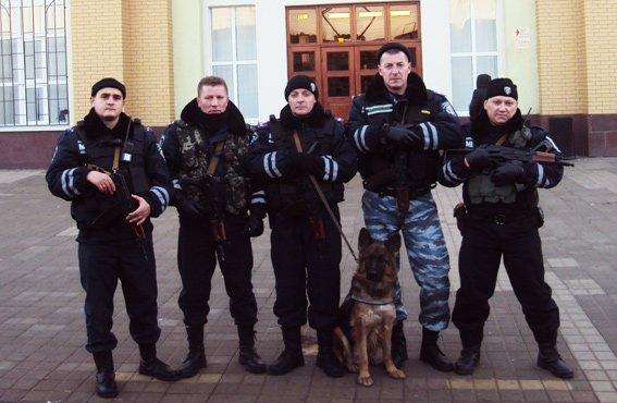 В Одессу из АТО вернулись милиционеры-транспортники (ФОТО) (фото) - фото 1
