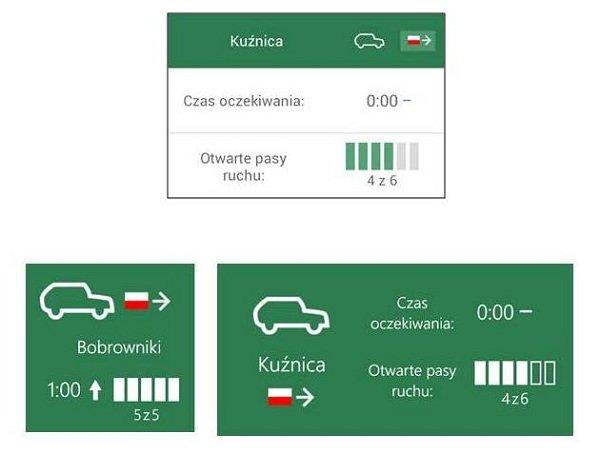 Польская таможня запустила мобильное приложение «Granica» позволяющее отслеживать очереди на границе (фото) - фото 1