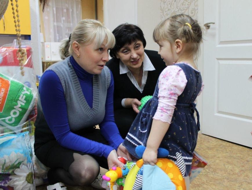 К детскому горю самыми неравнодушными оказались детские сердца, фото-1