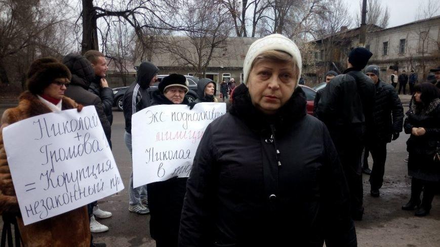 Активисты пикетировали Запорожский районный суд, требуя освободить подсудимых (ФОТО), фото-2