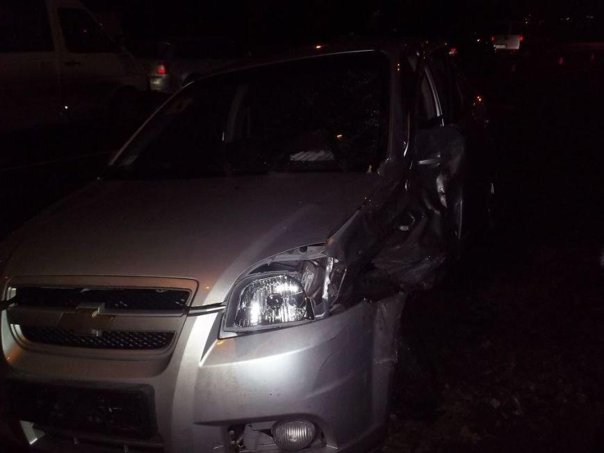 В Харькове произошло ДТП: пострадал годовалый ребенок (ФОТО), фото-3