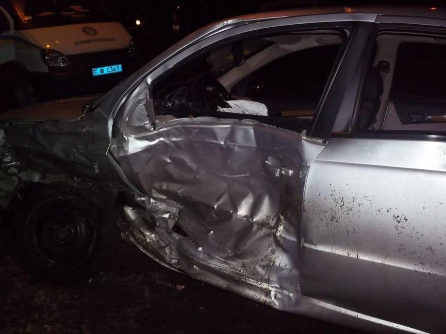 В Харькове произошло ДТП: пострадал годовалый ребенок (ФОТО), фото-1