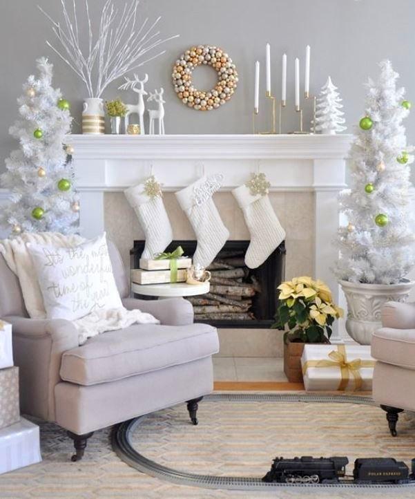 Херсонци, украшаем квартиру на Новый год (фото) - фото 1