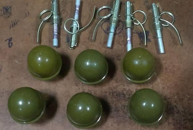 Запорожские милиционеры перехватили очередную партию боеприпасов из зоны АТО (ФОТО) (фото) - фото 2