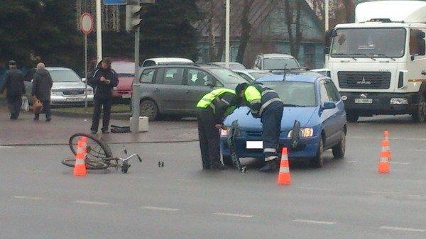 В Гродно велосипедист в шестой раз нарушивший ПДД был сбит автомобилем (Фото), фото-3
