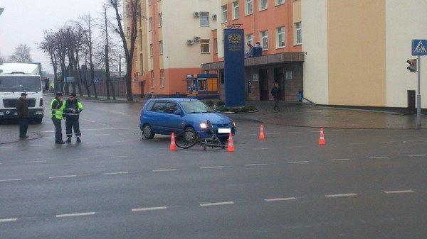 В Гродно велосипедист в шестой раз нарушивший ПДД был сбит автомобилем (Фото), фото-4