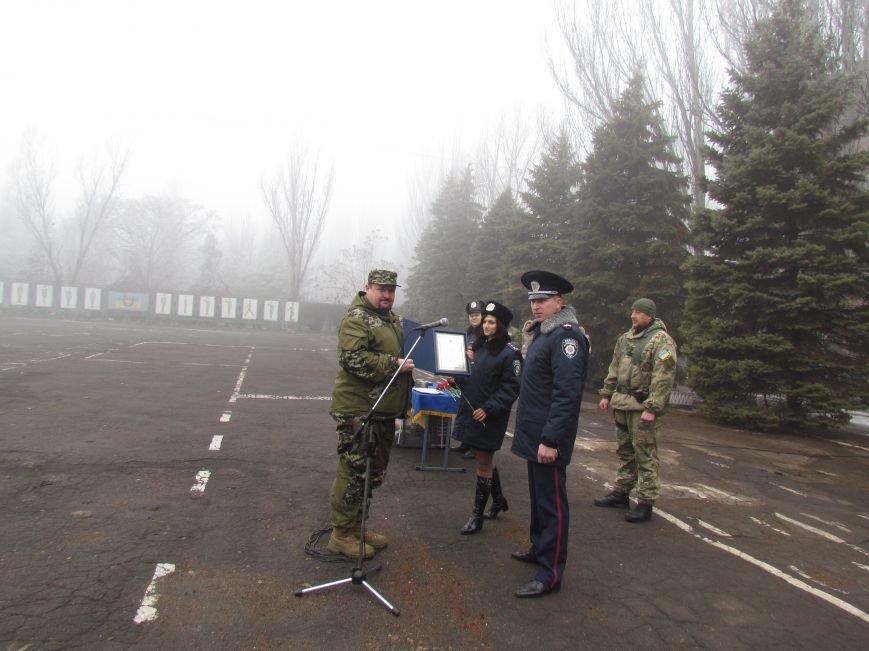 В Мариуполе попрощались с ивано-франковскими и львовскими милиционерами (ФОТО), фото-13