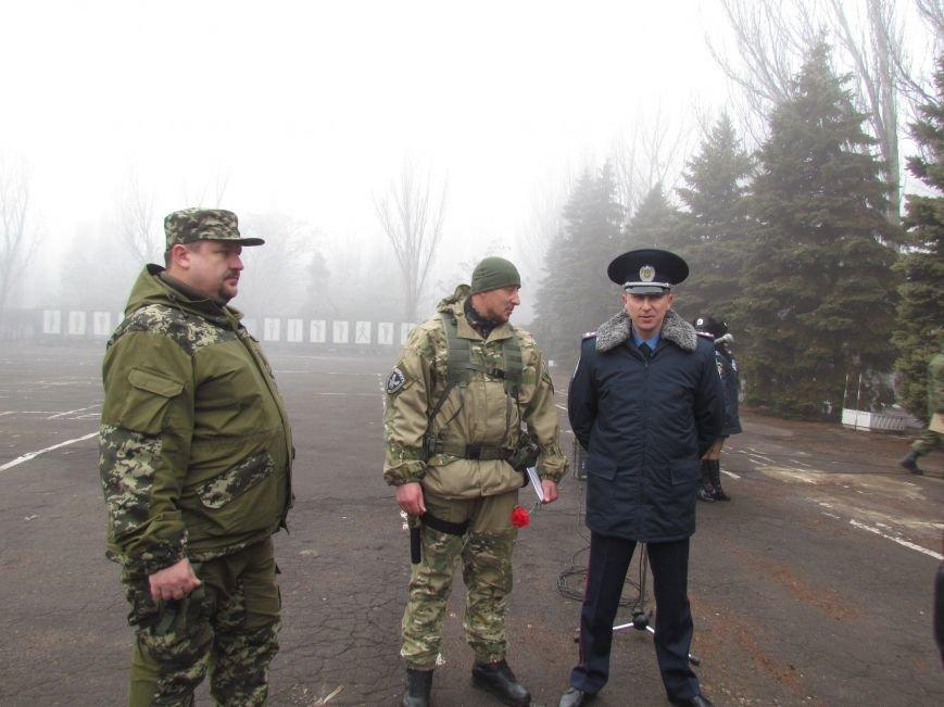В Мариуполе попрощались с ивано-франковскими и львовскими милиционерами (ФОТО), фото-15