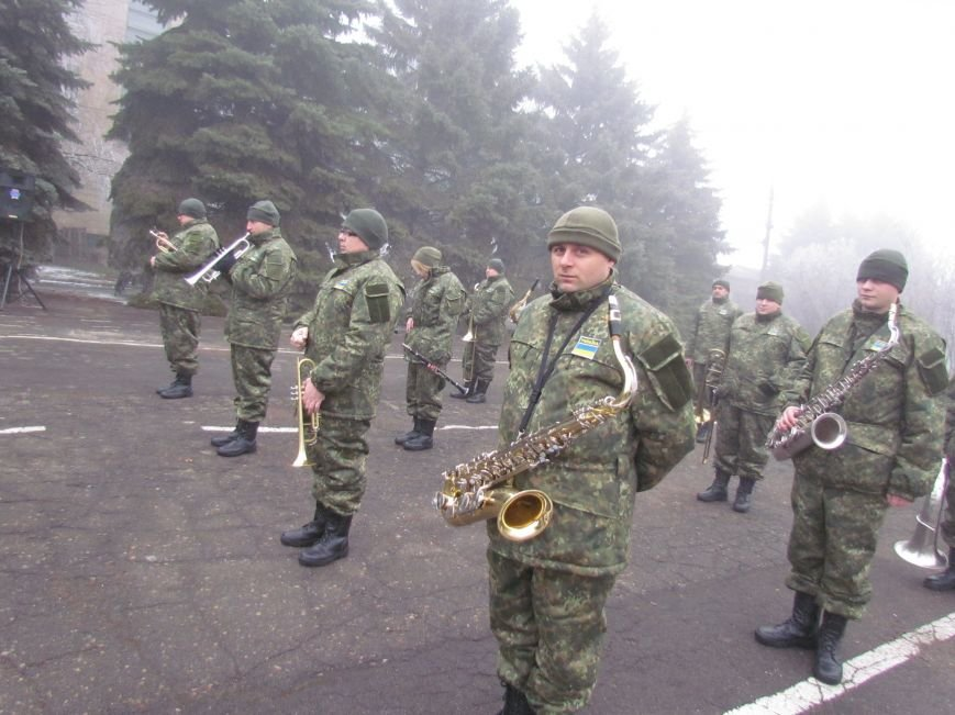 В Мариуполе попрощались с ивано-франковскими и львовскими милиционерами (ФОТО), фото-4