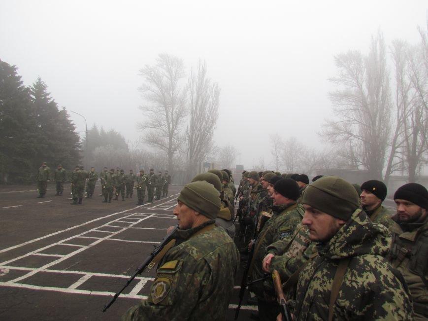В Мариуполе попрощались с ивано-франковскими и львовскими милиционерами (ФОТО), фото-7