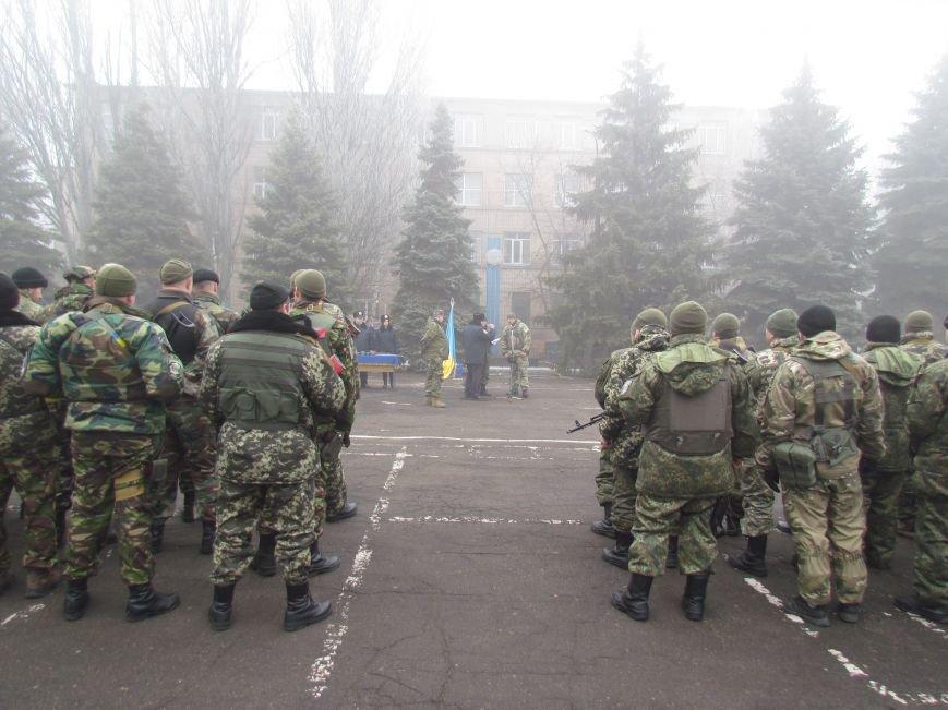 В Мариуполе попрощались с ивано-франковскими и львовскими милиционерами (ФОТО), фото-5