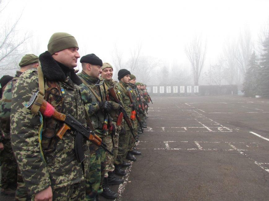 В Мариуполе попрощались с ивано-франковскими и львовскими милиционерами (ФОТО), фото-8
