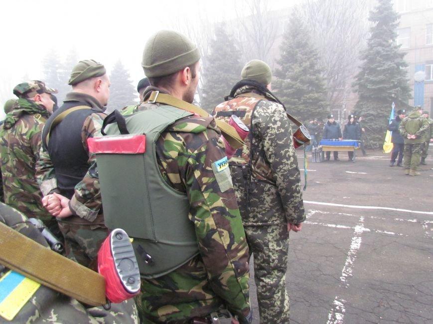 В Мариуполе попрощались с ивано-франковскими и львовскими милиционерами (ФОТО), фото-6