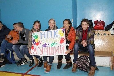 В Макеевке прошли «Студенческие игры» (фото) - фото 1