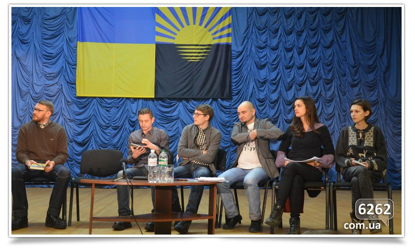 Славянск снова посетил Сергей Жадан. (фото) - фото 1
