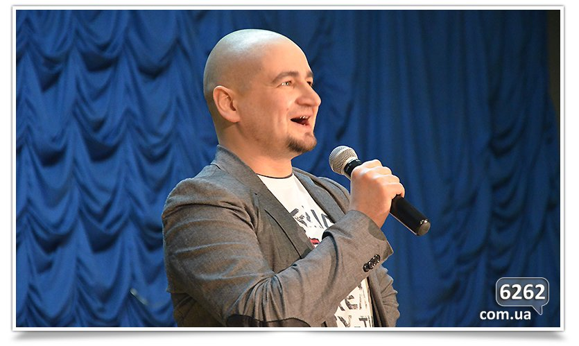 Славянск снова посетил Сергей Жадан. (фото) - фото 4
