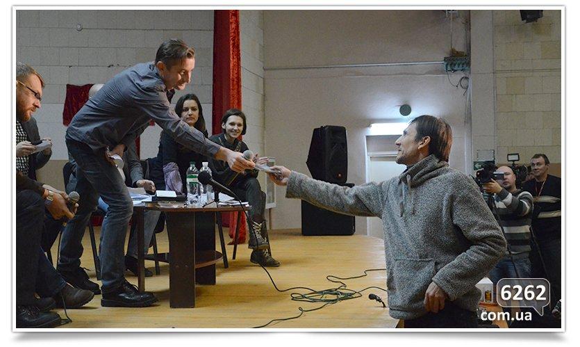 Славянск снова посетил Сергей Жадан. (фото) - фото 5