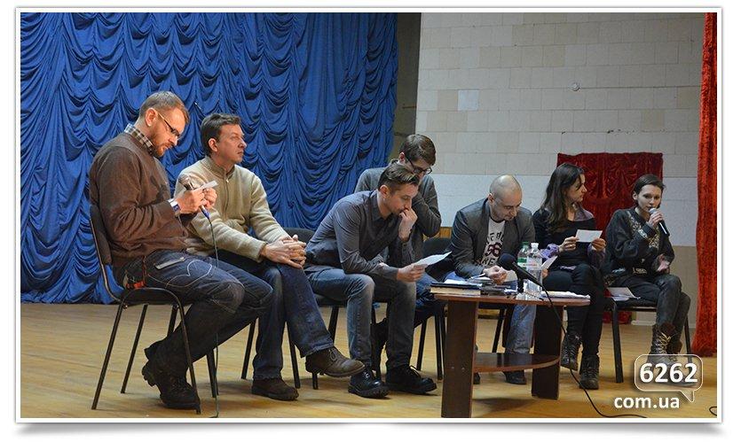 Славянск снова посетил Сергей Жадан. (фото) - фото 6